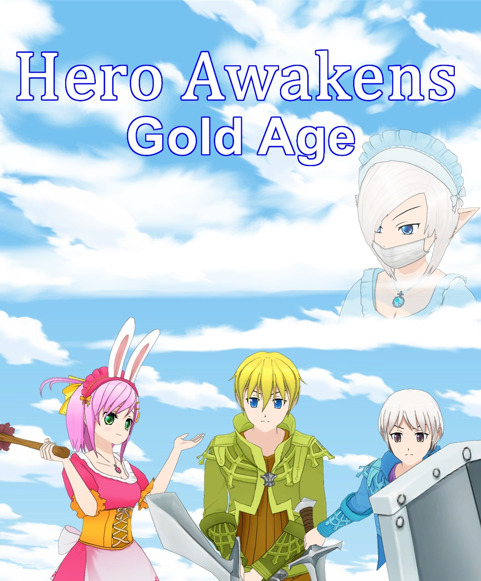 Hero Awakens: Gold Age